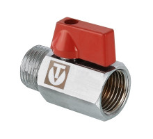 "Кран шар. MINI 1/2"" вн.-нар. VALTEC VT.331.N.04"