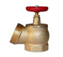 Клапан пожарный лат Ду50 Ру16 ВР/НР 125 гр Апогей КПЛ 50-1 110001