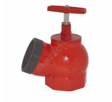 Клапан пожарный чуг Ду50 Ру16 ВР/НР 125 гр Цветлит ПК50 ZW80001