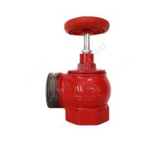 Клапан пожарный чуг Ду50 Ру16 ВР/НР 90 гр Апогей КПКМ 50-1 110045