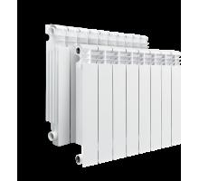 """Радиатор биметаллический """"Halsen"""" BS 500 / 80 /  4 секции Qну=648 Вт"""