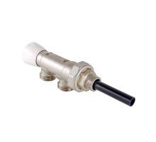 """Инжекторный узел VALTEC, для подключения радиатора 1/2""""x100%  VT.025.N.E04100"""