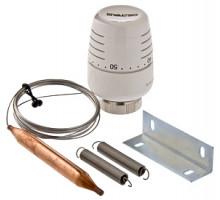 Термоголовка VALTEC с выносным накладным датчиком  (диап. Регул-ки 20-60С) 2м. VT.5012.0.0