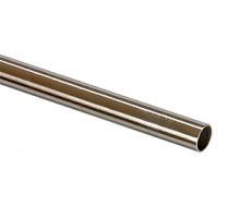 Трубка из нержавеющей стали 15 мм х 1м VT.AD304.0.1000