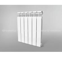 Радиатор биметаллический BIMEGA-80/500/6 секц. Q=1140 Вт