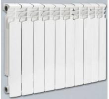 Радиатор Алюминиевый FERT 500  (10 секций) Qну=1800 Вт