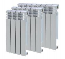 Радиатор биметаллический ЭкоСантех BM-ST-80/500 10 секц Qну=1800 Вт