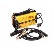 Аппарат инвертор. дуговой сварки DS-160 Compact, 160 А, ПВ 70%, диам.эл. 1,6-3,2 мм// Denzel