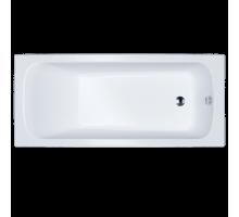 Ванна акриловая Gamma 150 с ножками и экраном
