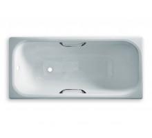 Ванна чуг. эмал. Classik 170х75+ручки хром