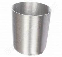 Канал алюминиевый гофрированный Компакт (3м) d=100