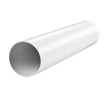 Канал круглый 100 мм х 0,35 м  т/п (10035)