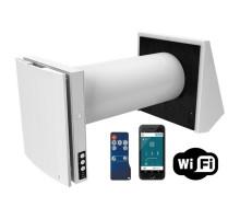Рекупер Winzel Expert WiFi RW1-50 P (до 108 м3/ч) 5,2 вт