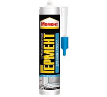 """Герметик """"Момент""""силик. для ванны и кухни белый, 280 мл(Бельгия)"""