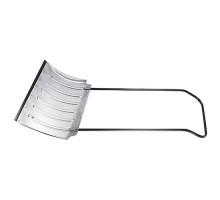 Движок для снега 750 х 420 х 1,8 мм, алюминиевый усиленный// СИБРТЕХ